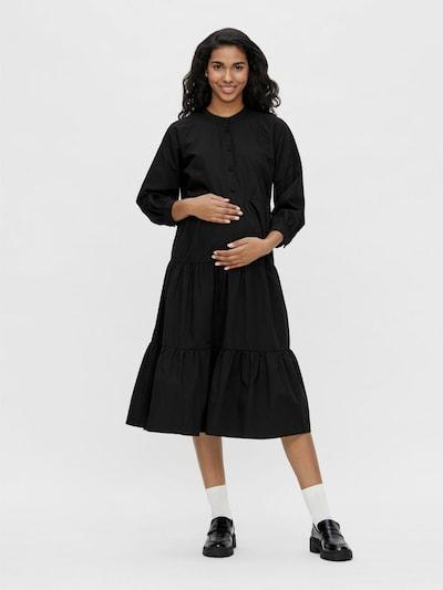 MAMALICIOUS Umstandskleid 'Nolia' in schwarz, Modelansicht