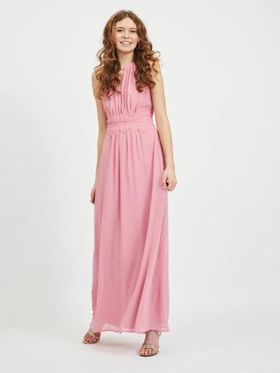 VILA Kleid in rosa, Modelansicht