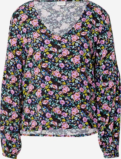 JACQUELINE de YONG Shirt 'KATE' in schwarz, Produktansicht