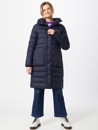Didriksons Funkčný kabát 'HILDA' - tmavomodrá / svetlosivá, Model/-ka