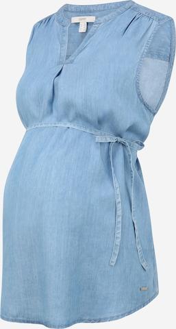 Esprit Maternity Bluse in Blau