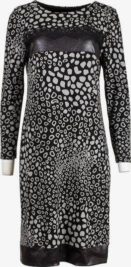 HELMIDGE Kleid in grau / schwarz, Produktansicht