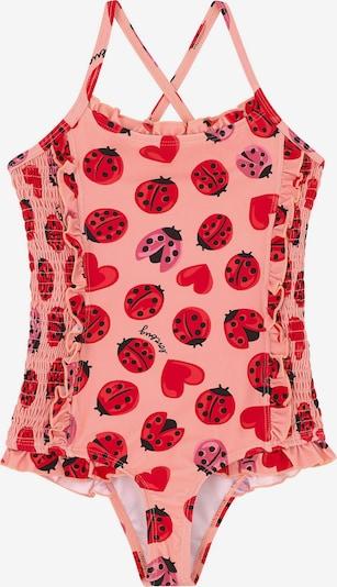 Costume intero Cath Kidston di colore rosa / rosso / nero, Visualizzazione prodotti