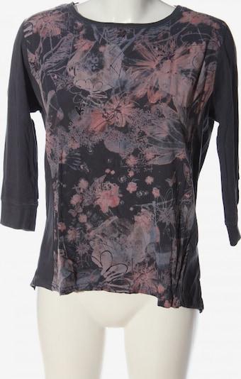 squesto Long-Bluse in M in blau / pink / schwarz, Produktansicht