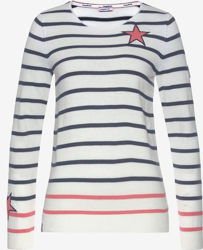 KangaROOS Sweater in Blue / Pink, Item view