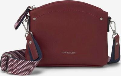 TOM TAILOR Umhängetasche 'Delia' in dunkelrot, Produktansicht