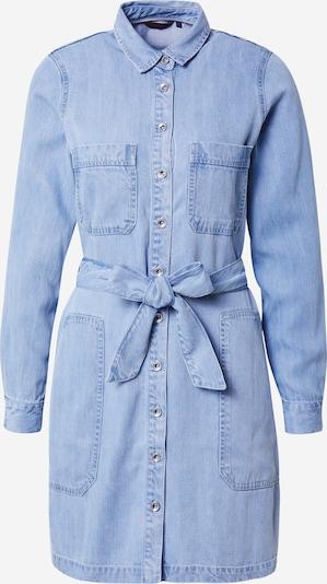 Salsa Robe-chemise 'Eugene' en bleu denim, Vue avec produit