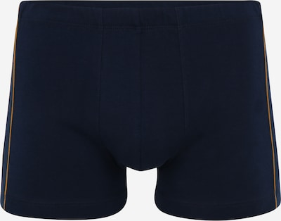 SCHIESSER Boxershorts in nachtblau / orange, Produktansicht