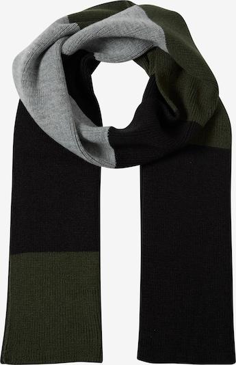 """BLEND Schal """"EARNEST"""" in schwarz, Produktansicht"""