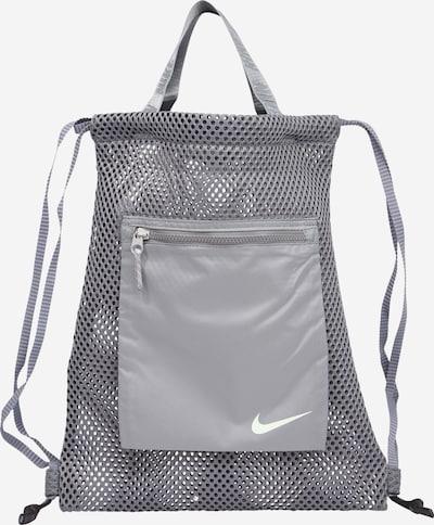 Nike Sportswear Backpack in Grey / White, Item view