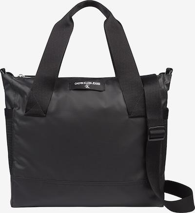 Calvin Klein Jeans Shopper in de kleur Zwart, Productweergave