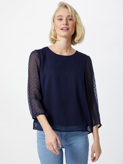ABOUT YOU Bluza 'Abby' | temno modra barva, Prikaz modela