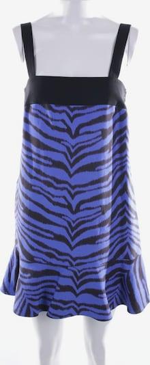 Alberta Ferretti Kleid in XS in blau / schwarz, Produktansicht