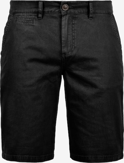 !Solid Chinoshorts 'Viseu' in schwarz, Produktansicht