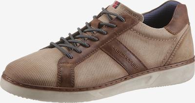 DANIEL HECHTER Sneaker in sand / braun, Produktansicht
