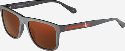Calvin Klein Jeans Aurinkolasit '21616S' värissä ruskea / harmaa, Tuotenäkymä