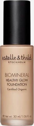 estelle & thild Foundation 'Healthy Glow' in Beige