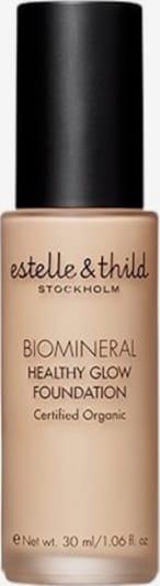 estelle & thild Foundation 'Healthy Glow' in beige, Produktansicht