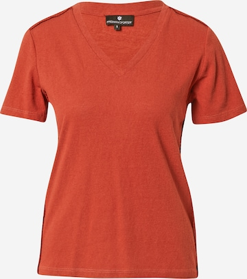 Tricou 'Tavie' de la FREEMAN T. PORTER pe roșu