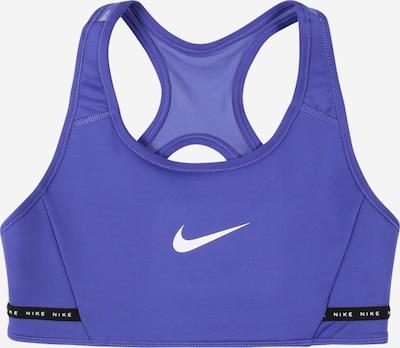 NIKE Sporta apakšveļa, krāsa - karaliski zils / melns / balts, Preces skats