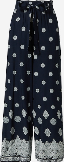 ZABAIONE Trousers 'Savanna' in Navy / White, Item view