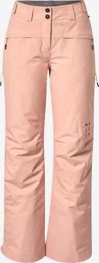 Maloja Outdoor панталон 'Bernina' в пастелно розово, Преглед на продукта