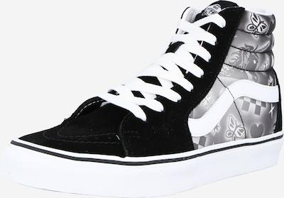 VANS Baskets hautes 'UA SK8-Hi' en gris / noir / blanc, Vue avec produit