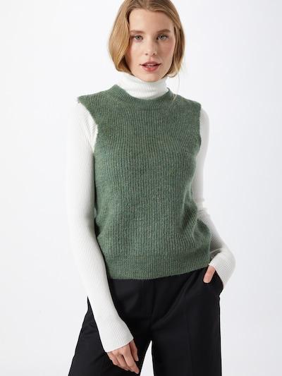 VERO MODA Vesta 'LINA' - tmavě zelená, Model/ka