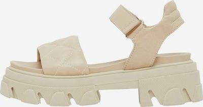Bianco Sandale in hellbeige, Produktansicht