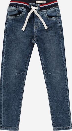 OVS Jeans in nachtblau / dunkelblau / rot / weiß, Produktansicht
