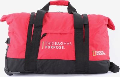 National Geographic Reisetasche 'Pathway' in rot, Produktansicht