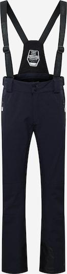 KILLTEC Outdoorové nohavice 'Enosh' - tmavomodrá / čierna, Produkt