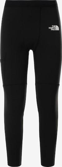THE NORTH FACE Sporthose in schwarz / weiß, Produktansicht