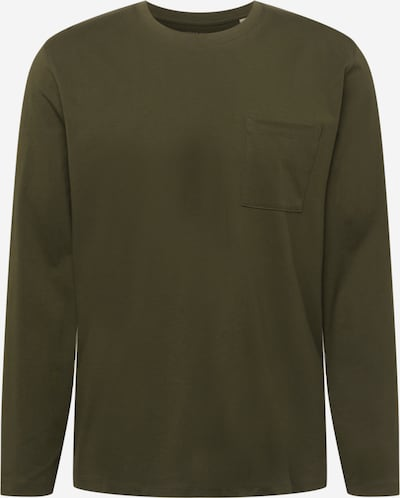 EDC BY ESPRIT Shirt in oliv, Produktansicht
