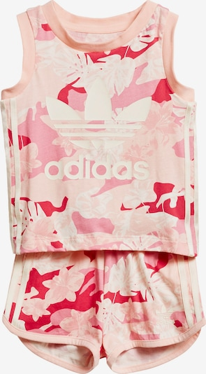 ADIDAS ORIGINALS Top in mischfarben / pink, Produktansicht