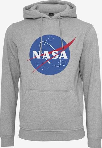 Mister Tee Sweatshirt 'NASA' in Grey