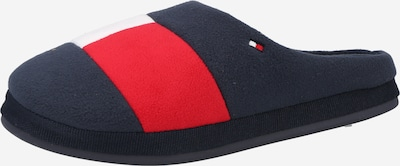 TOMMY HILFIGER Slippers in Dark blue / Red / White, Item view