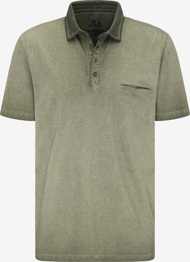 PIONEER Polo-Shirt in oliv, Produktansicht