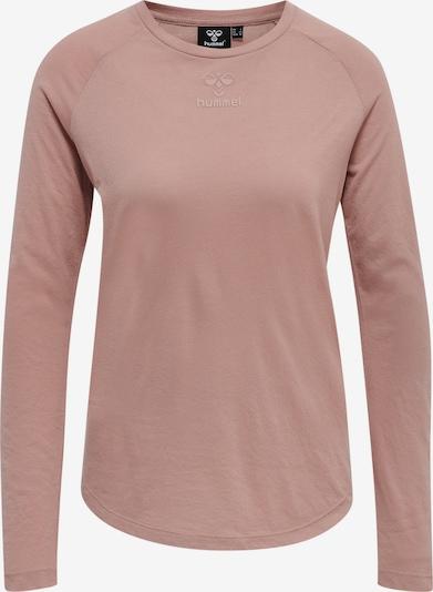 Hummel Funktionsshirt 'Vanja' in altrosa, Produktansicht