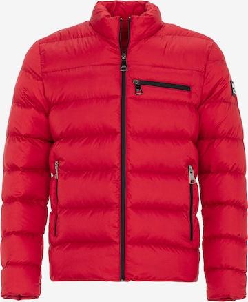 CIPO & BAXX Jacke in Rot
