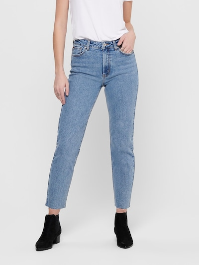 ONLY 'ONLEmily' Jeans in blue denim, Modelansicht
