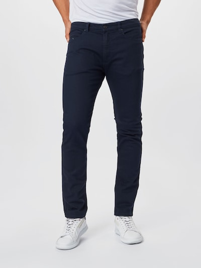 HUGO Jeans '734' in navy, View model