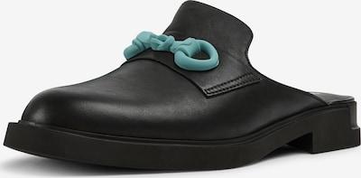 CAMPER Chaussons 'Twins' en bleu / noir, Vue avec produit