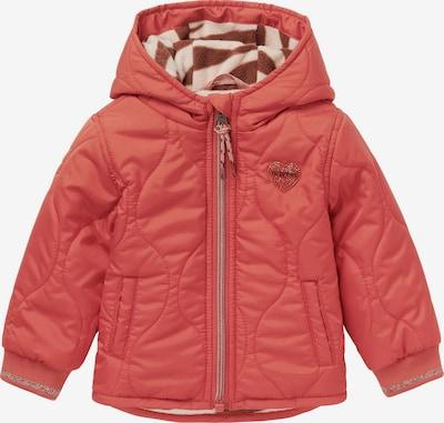 Noppies Winterjas 'Ahau' in de kleur Rood, Productweergave