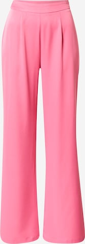 In The Style Pleat-front trousers in Pink