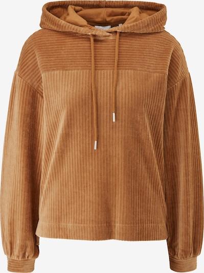 s.Oliver Sweatshirt in camel, Produktansicht
