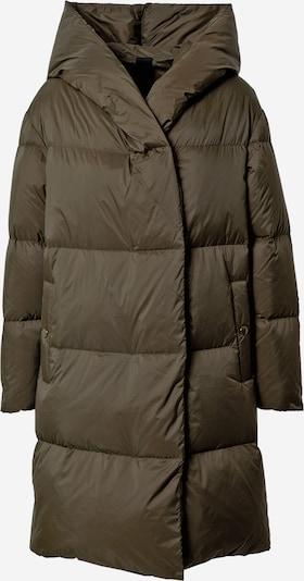BOSS Manteau d'hiver en vert, Vue avec produit