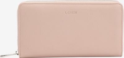 L.CREDI Wallet in Beige, Item view