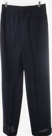 S.MILTON Bundfaltenhose in M in dunkelblau, Produktansicht