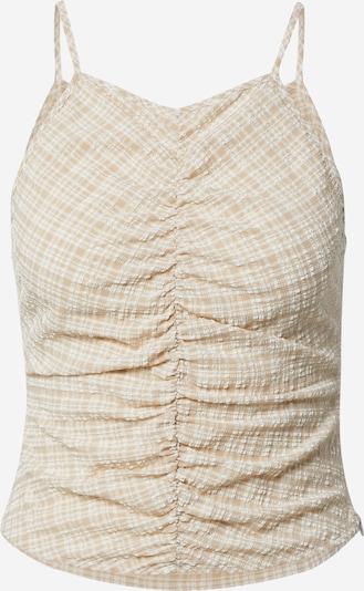LeGer by Lena Gercke Top 'Flavia' in beige, Produktansicht